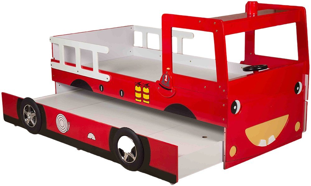 Fire Fighter Truck Bed