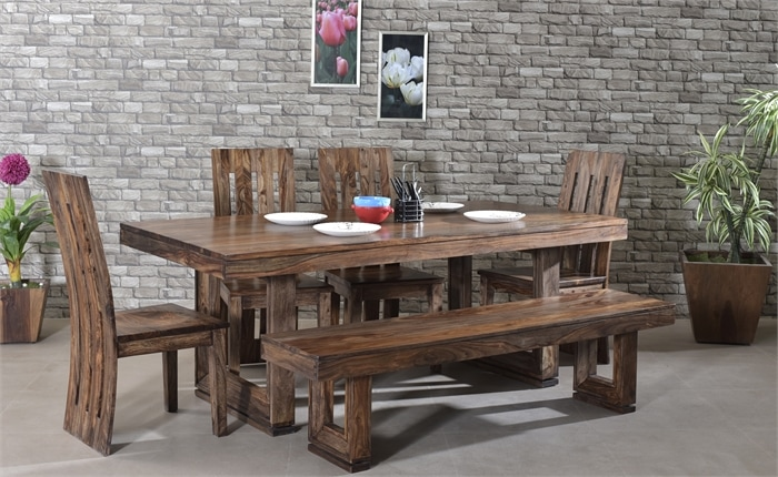 Best 5 affordable Sheesham Wood Dining Tables Designs for all types of family.