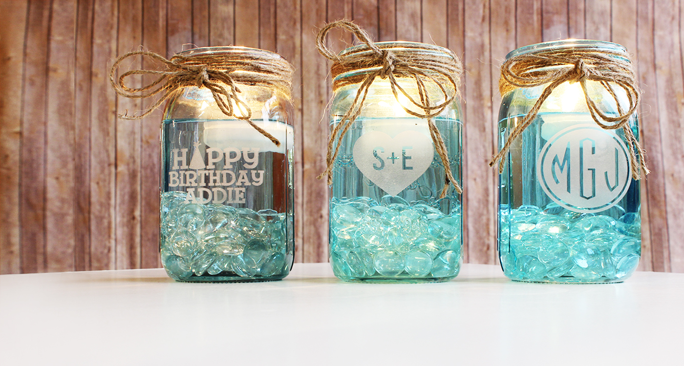 Spoil your Loved ones with an awesome Mason Jars Gift
