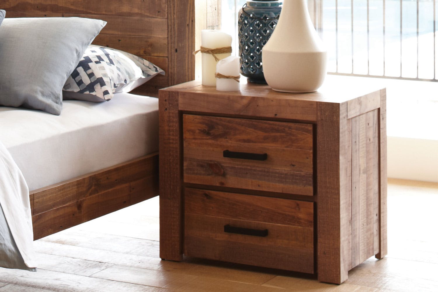 Yes! Bedside Tables Are Absolutely Necessary (Besides Table)