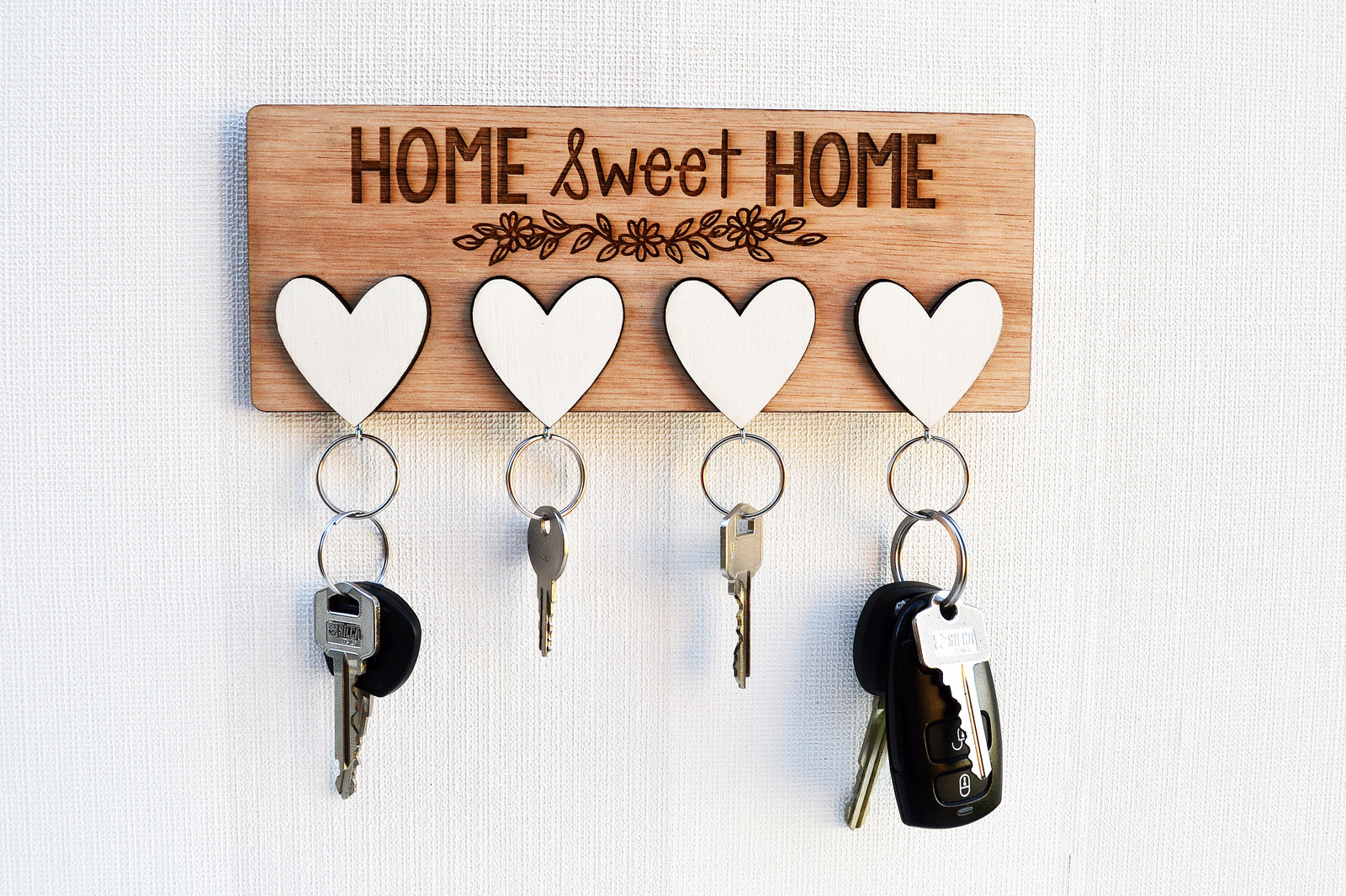 Holding Your House Together: Trendy Keyholders