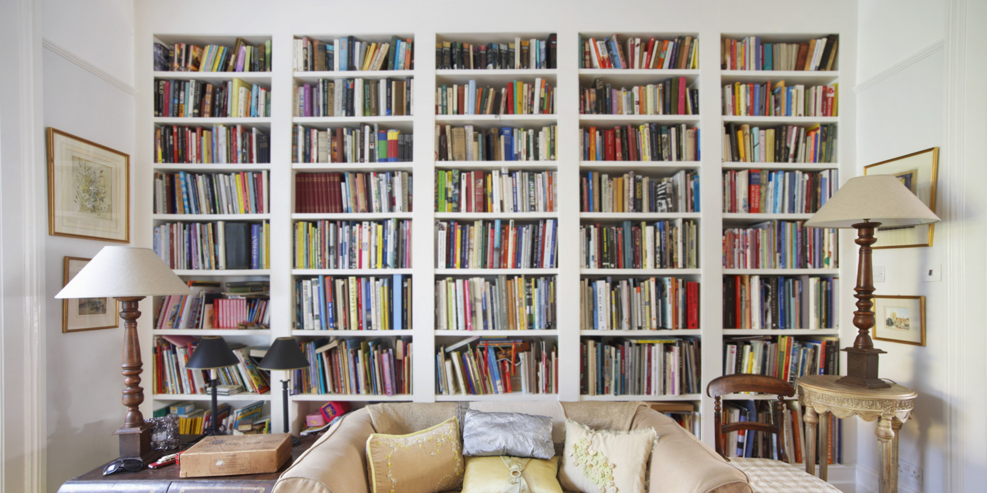 Amazing Bookshelf Ideas For The Ultimate Bookworm