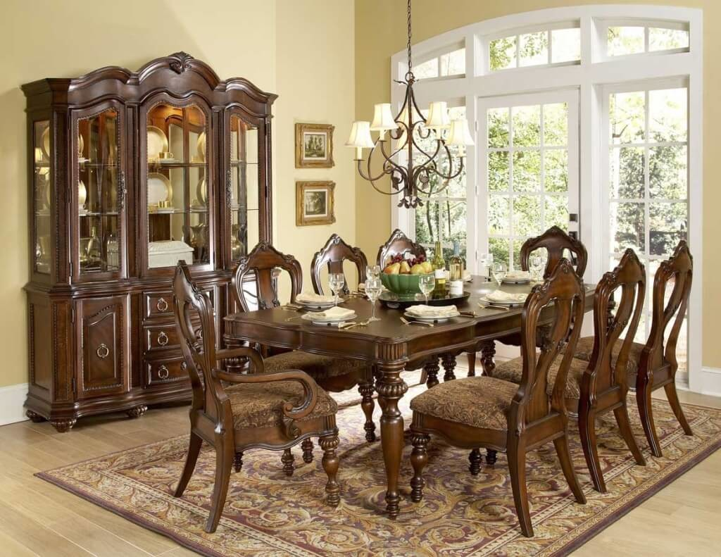 Distinct dining table ideas, create your own.