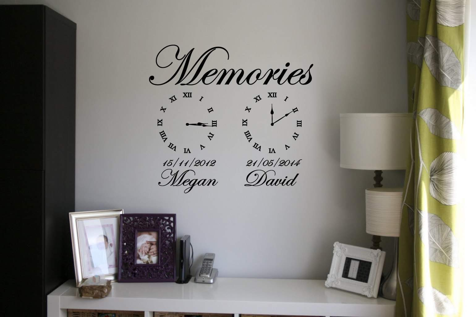 Fill Your Living Area With Living Room Memories!