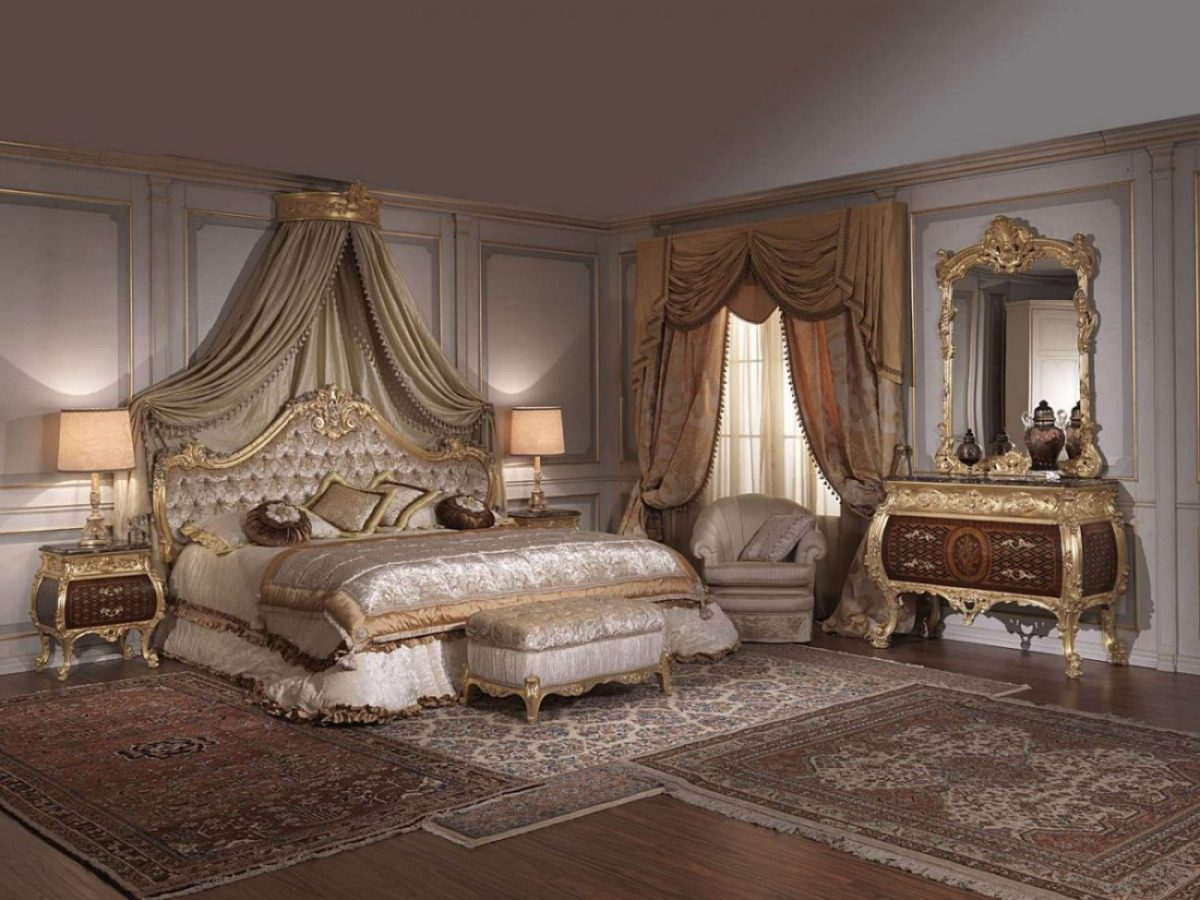 7 Luxury bedroom furniture You'll crave for right away