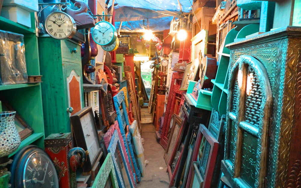 7 Popular furniture Markets in Delhi That you must visit at least once