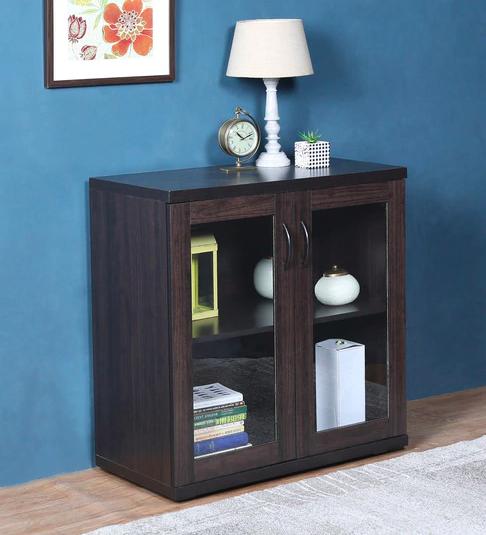 Chikako Two Door Storage Cabinet - Furniture20