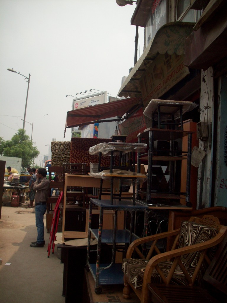 munirka furniture market delhi