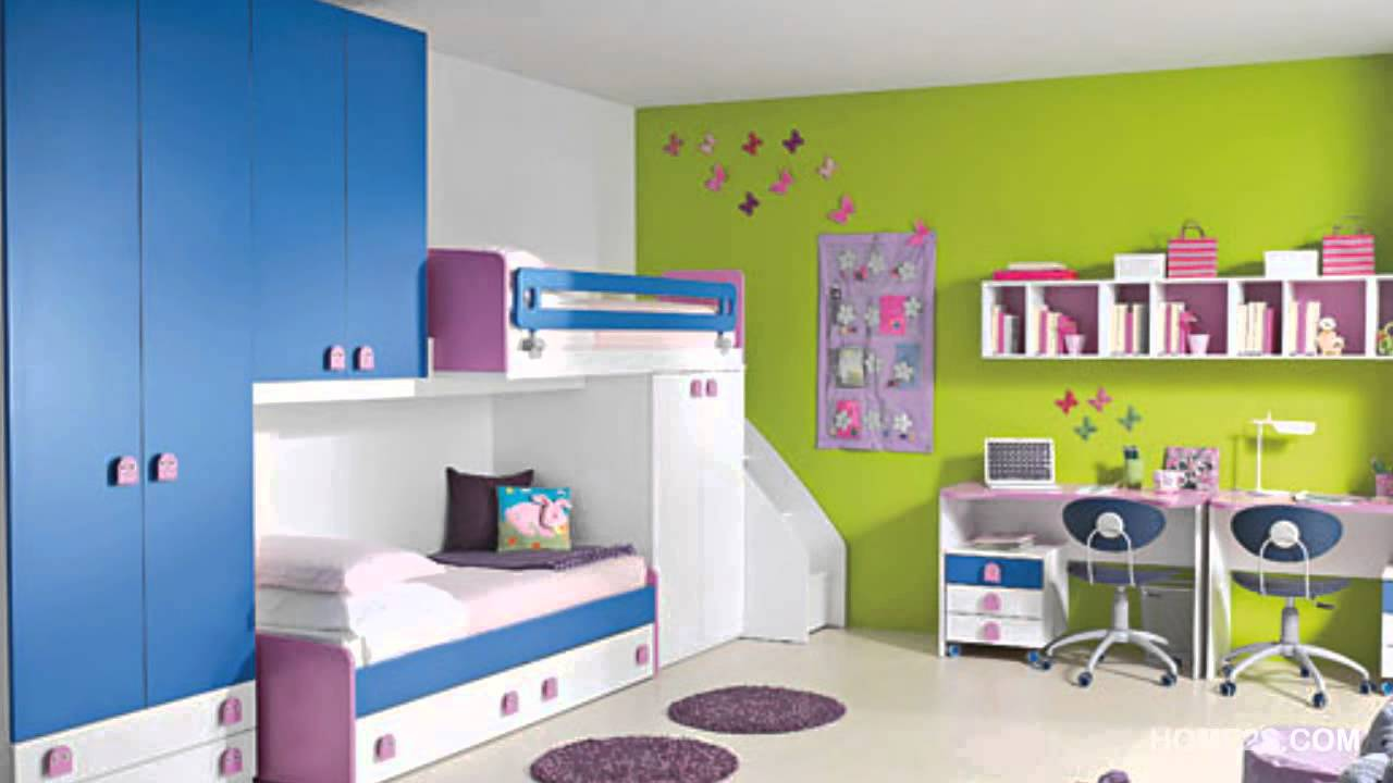 Decorate Your Kids Room with Handy Tips