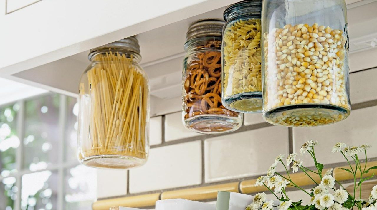 5 Beautiful Kitchen Organizer Racks