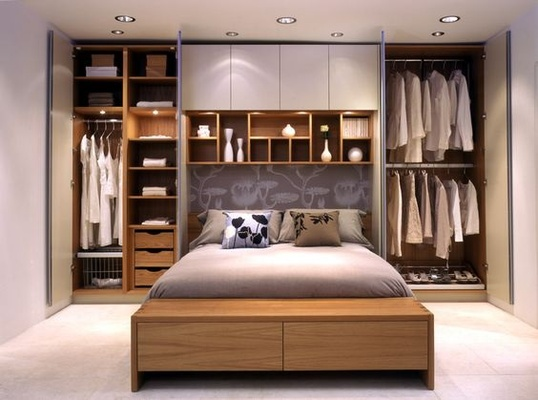 wardrobe - bedroom design ideas