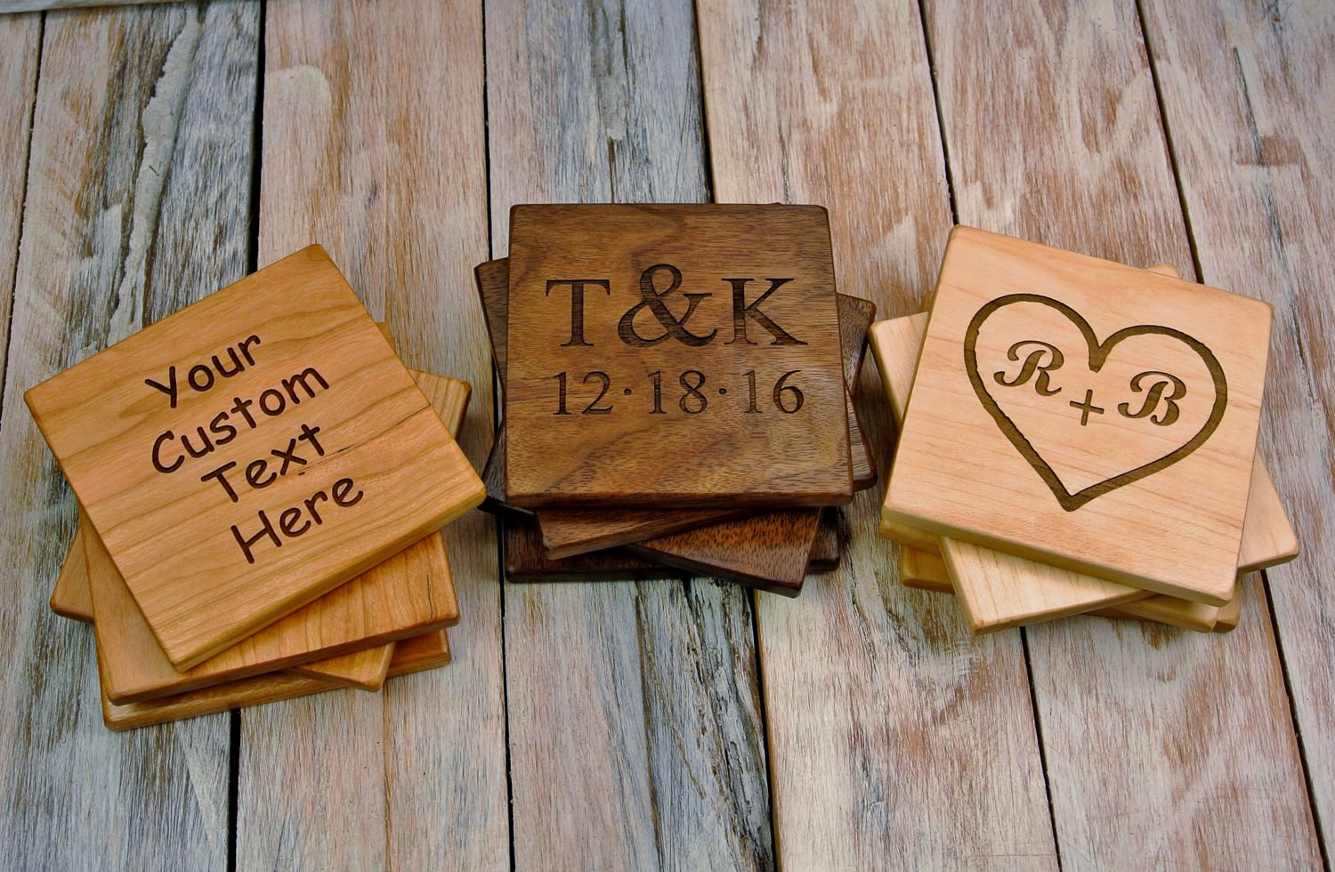 Top 7 Designer Wooden Coasters to Keep the Stain Away
