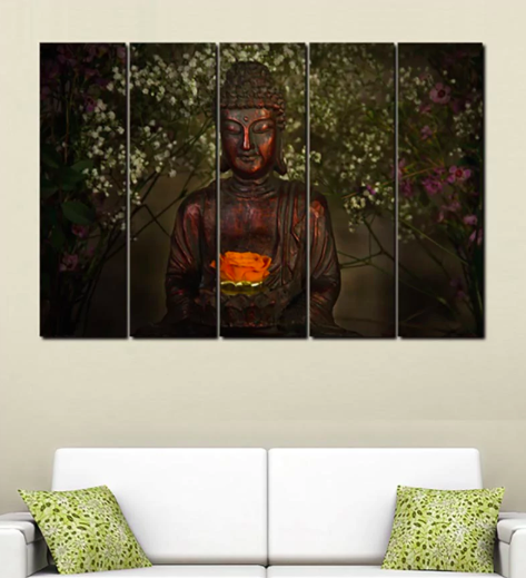 printed-buddha-multiple-frame