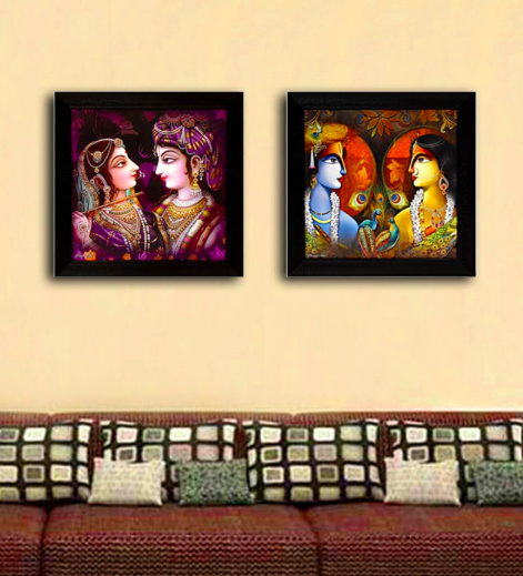 multicolour-digital-paper-radha-krishna-painting