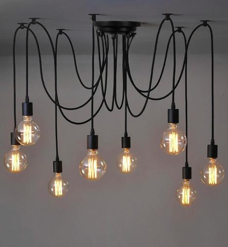 black-iron-hybrid-chandelier