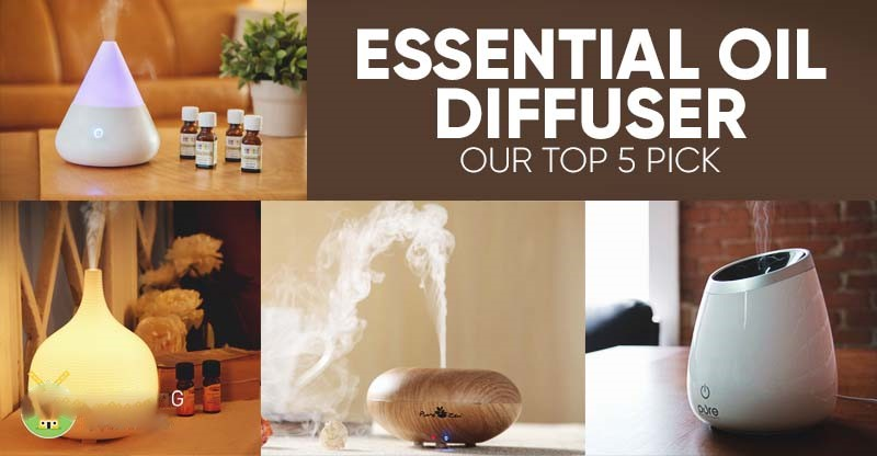 Best Essential Oil Diffusers Easily Available For Your Room