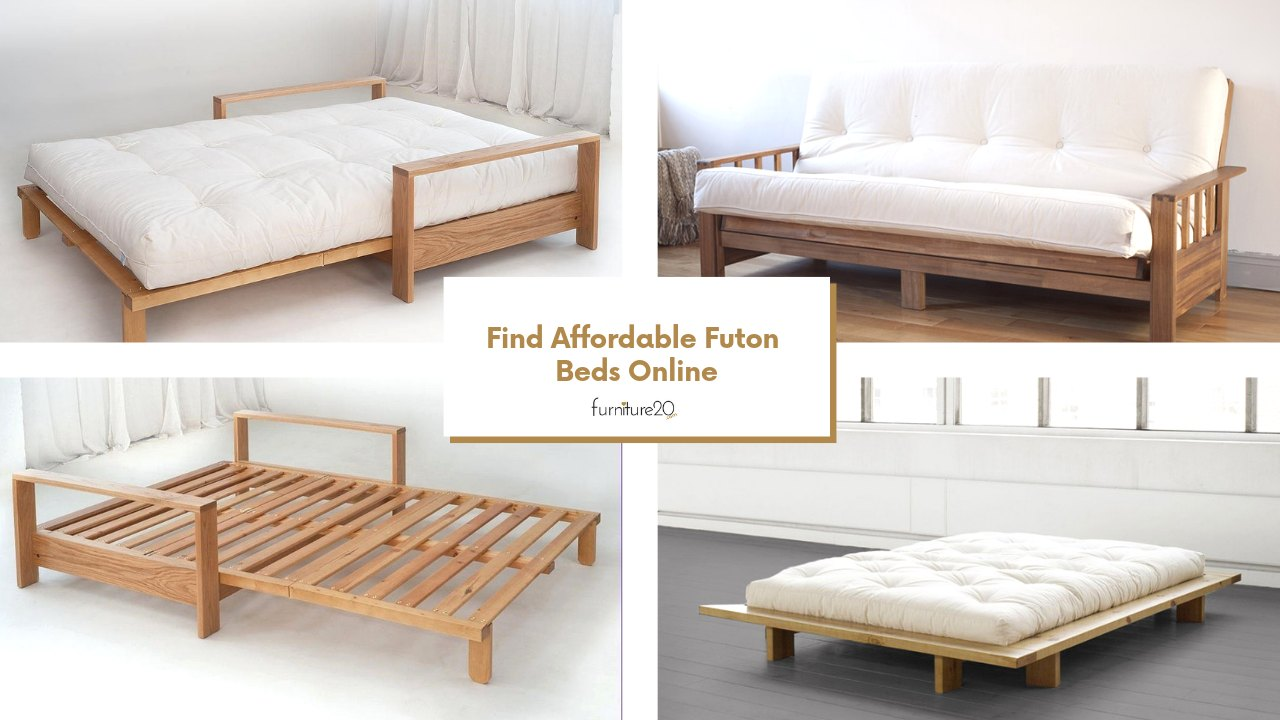 Shop for futon sofa cum beds at discounts never before