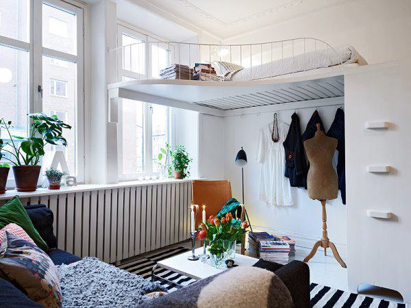 These 4 Tips Will Make Any Small Room Look Bigger!