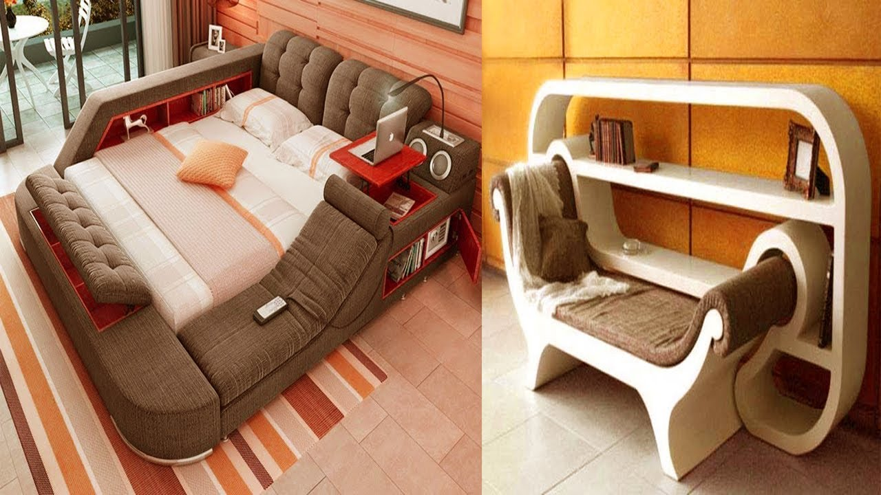 Did You Know Of This Life and Space Saving Multi-Purpose Furniture Yet?