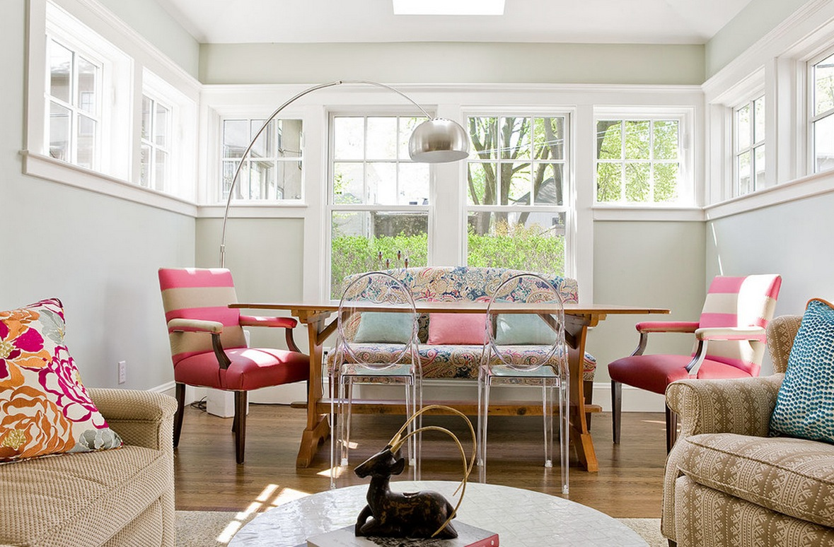 Transform Your Traditional Dining Area Into A Modern One With These Tips