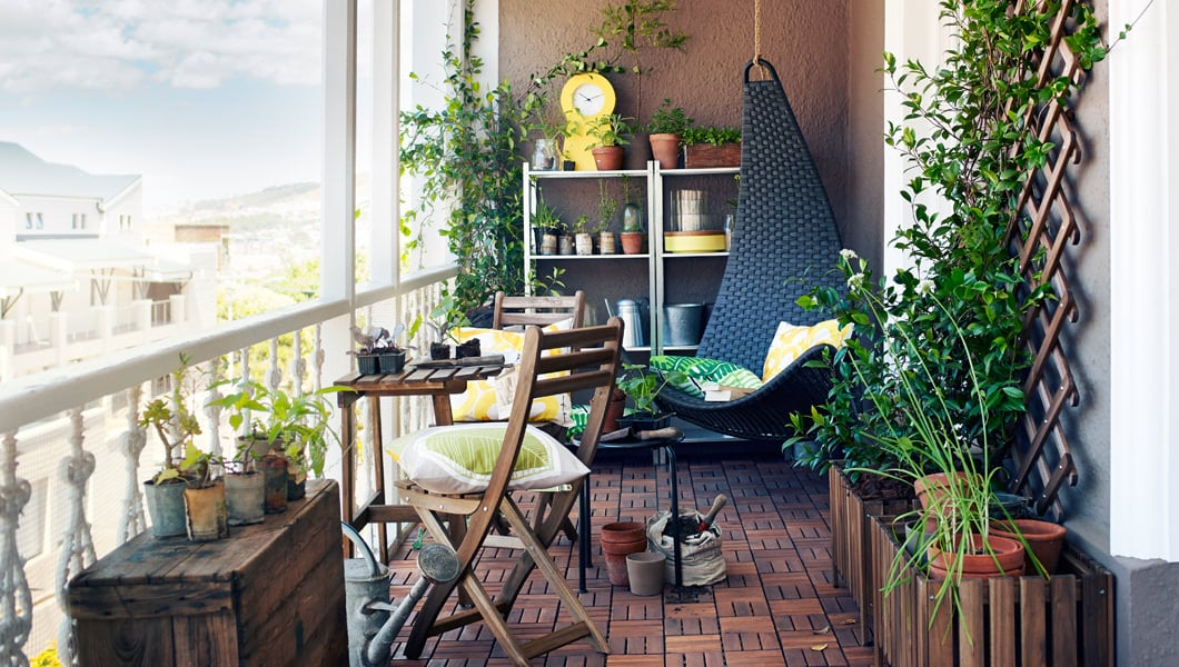 Top Five Cosy Balcony Decor Ideas for Your Home